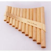 Panpipe-12-alto Пан-флейта 12 трубок альт a1-e3 Hora