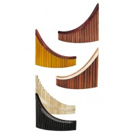 Panpipe-29-cbass Пан-флейта 29 трубок контрабас g-g4 Hora