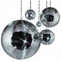 Зеркальный шар American DJ mirrorball 20см