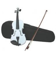 Скрипка Brahner MPV-500 4/4 - без лака белая