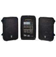 Мобильный акустический комплект EUROSOUND ROCKBULLET-800