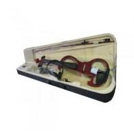 Скрипка Brahner VLE-2/RD 4/4 - встроенный тембрблок (Vol,Ton)