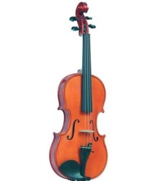 Скрипка Woodcraft WV-12 1/2 - смычок и кейс в комплекте