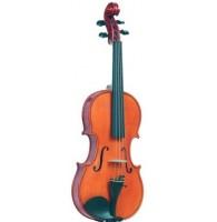 Скрипка Woodcraft WV-12 3/4 - смычок и кейс в комплекте