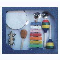 Набор детской перкуссии Brahner DP-548 - 6 предметов