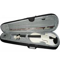 Скрипка Brahner BVC-370/WH 4/4 - кейс и смычок в комплекте