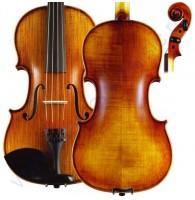 Скрипка Hans Klein HKV-2 GW 1/2 - кейс и смычок в комплекте