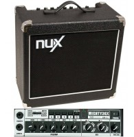 NUX Mighty 30DFX 30W - Комбо