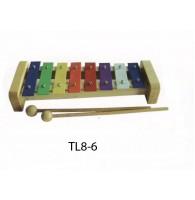 Металлофон Brahner TL8-6