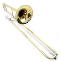 Тромбон тенор BRAHNER TB-700 -  строй  Bb без квартвентиля