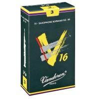 Vandoren SR-713 (№ 3) Трость для саксофона сопрано