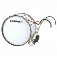 БАС-барабан (маршевый)  BRAHNER MBD-2211H/WH