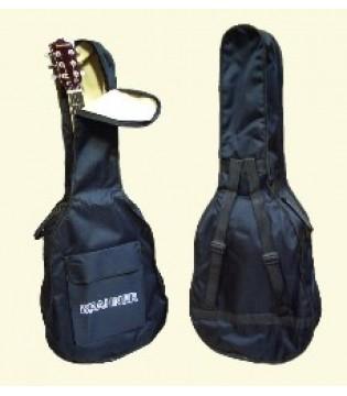 BRAHNER GA-2/1 - Чехол для акустической гитары,тип Western (утеплённый) с 2-мя ремнями