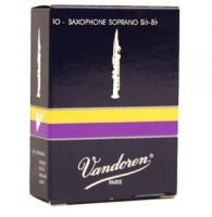Vandoren SR-2015 (№ 1-1/2) Трость для саксофона сопрано