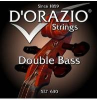 D ORAZIO 630 - Струны для контрабаса