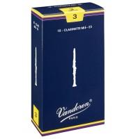 Vandoren CR-101 (№ 1) Трость для кларнета Bb