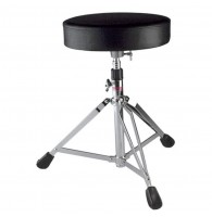 LUDWIG L347TH - Стул барабанщика круглый, винтовой, с регулировкой высоты