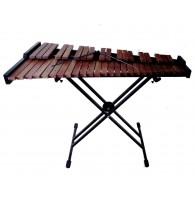 BRAHNER XL-44A - Ксилофон деревянный 3,5 октавы + стойка
