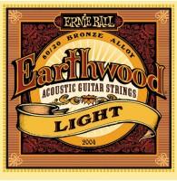 ERNIE BALL 2004 Earthwood Струны для акустической гитары
