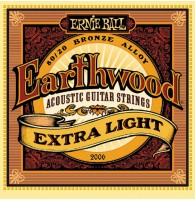 ERNIE BALL 2006 Earthwood  Струны для акустической гитары