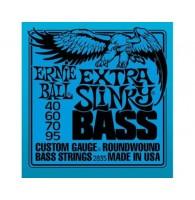 Slinky - Струны для бас гитары ERNIE BALL 2835