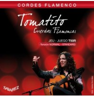SAVAREZ T 50 R TOMATITO Струны  для гитар фламенко