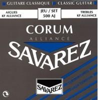 SAVAREZ 500AJ ALLIANCE CORUM/BLUE/ - Струны для классической гитары