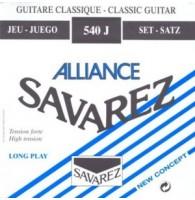 SAVAREZ 540J ALLIANCE HT CLASSIC - Струны для классической гитары