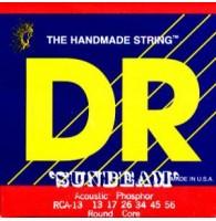 DR RCA-13 SUNBEAM - Струны для акустической гитары