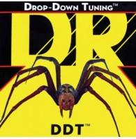 DR DDT5-45 Drop-down tuning - Струны для бас-гитары