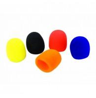 Ветрозащита для микрофона BRAHNER F-5CL набор 5 цветов