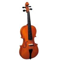 Скрипка Hans Klein HKV-7L  1/10 (Пр-во Германия) (КОМПЛЕКТ - кейс + смычок)