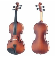 Скрипка HANS KLEIN HKV-2 GW 4/4 (Пр-во Германия) Комплект - СМЫЧОК + КЕЙС