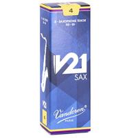 Vandoren Трость для саксофона тенор, SR-824 (№ 4), серия V21, упаковка 5 штук