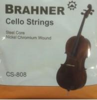 Струны для виолончели BRAHNER СS-808