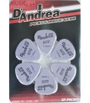 Медиаторы DAndrea RPDX114 жесткие