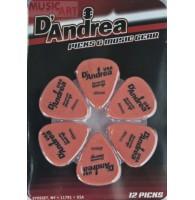 Медиаторы DAndrea RPDX60 среднетонкие
