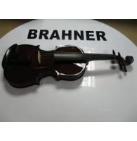Скрипка BRAHNER  BVC-370/MBK 4/4  окрашенная, цвет - ЧЁРНЫЙ металик