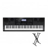 Синтезатор Casio WK-7600, 76 клавиш