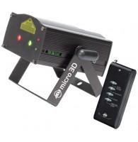 American DJ Micro 3D - Зелено-красный лазер