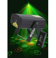 American DJ Micro Gobo - Двухцветный лазер