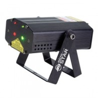 American DJ Micro Star - зелено-красный лазер
