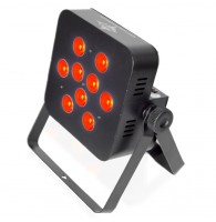 Ross Quad flat PAR RGBW 9x10w прожетор светодиодный