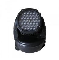 Ross Mobi Led Wash Zoom RGBW 36x5W - Вращающаяся голова светодиодная RGBW