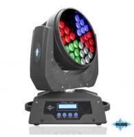 Ross Segment Led Wash RGBW 36x10W - вращающаяся голова светодиодная RGBW