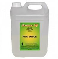 American DJ Fog juice 1 light 5л жидкость для генераторов дыма , легкая