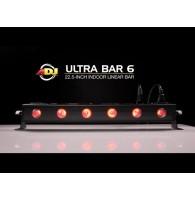 ADJ Ultra Bar 6 Линейный прожектор