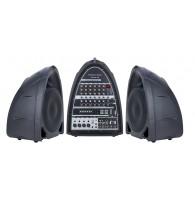 """American Audio PPA210 - Мобильный акустический комплект из 2-х акустических систем 300 Вт, 10"""""""