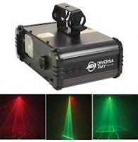 American Dj DiversaRAY - 3 различных лазерных эффектов в одном устройстве
