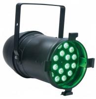 Elation ELED TRI 64 black - Прожектор PAR на трехцветных светодиодах